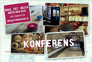 Julbord på Star Bowling i GÖTEBORG | Konferensf�retag.se