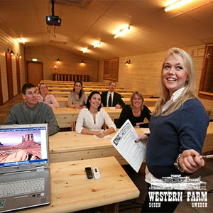 Julbord på Western Farm i BODEN | Konferensföretag.se