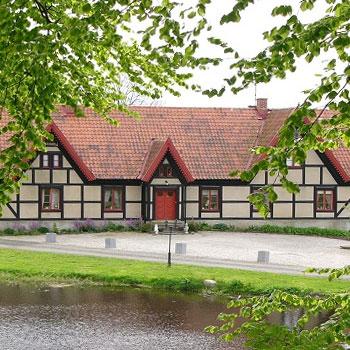 Julbord på Stockeboda Gård i GÄRSNÄS | Konferensföretag.se
