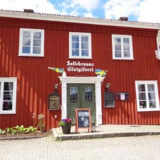 Julbord på Sollebrunns Gästgifveri i SOLLEBRUNN | Konferensf�retag.se