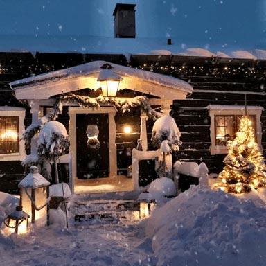 Julbord på Gammelgården Hotell & Restaurang i SÄLEN | Konferensföretag.se