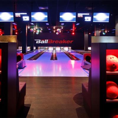 Julbord på Ballbreaker i STOCKHOLM | Konferensföretag.se