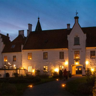 Julbord på Bosjökloster Slott i HÖÖR | Konferensf�retag.se
