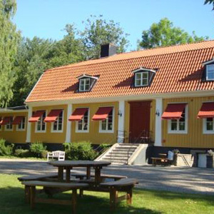 Julbord på Stiftsgården Södra Hoka i ASARUM | Konferensföretag.se