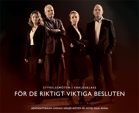 Julbord på Hotel Villa Anna i UPPSALA | Konferensföretag.se