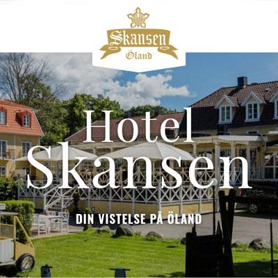 Julbord på Hotel Skansen i FÄRJESTADEN | Konferensföretag.se
