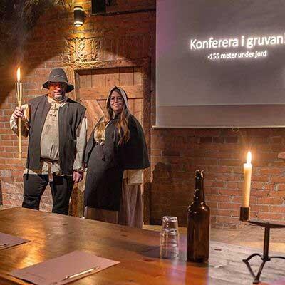 Julbord på Sala Silvergruva i SALA | Konferensf�retag.se