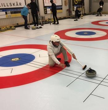 Julbord på Curlingcompaniet i UPPSALA | Konferensföretag.se