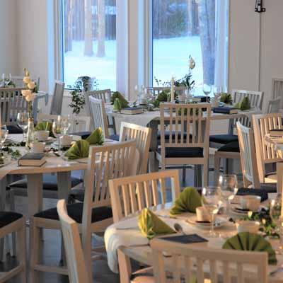 Julbord på Storstrand Kursgård i ÖJEBYN | Konferensf�retag.se