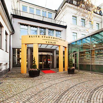 Julbord på Elite Stadshotellet Växjö i VÄXJÖ | Konferensföretag.se