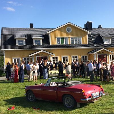 Julbord på Enaforsholm Fjällgård i DUVED | Konferensf�retag.se