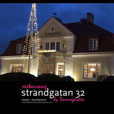 Julbord på Dannegården Hotell och Konferens AB i TRELLEBORG | Konferensf�retag.se