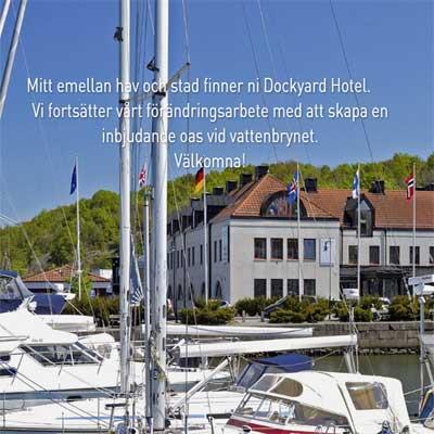 Julbord på Reveljen / Dockyard Hotel i VÄSTRA FRÖLUNDA | Konferensföretag.se