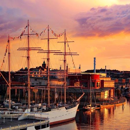 Julbord på Barken Viking i GÖTEBORG | Konferensf�retag.se