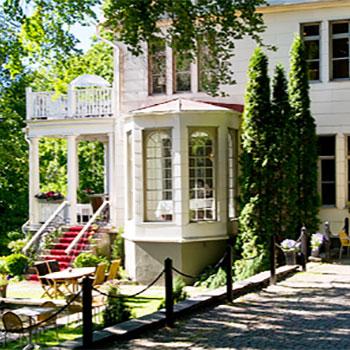 Julbord på Villa Odinslund i GÖTEBORG | Konferensföretag.se