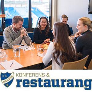 Julbord på IFK Norrköping Konferens & Restaurang i NORRKÖPING | Konferensföretag.se