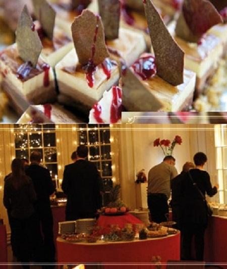 Julbord på Villa Johanneberg i GÖTEBORG | Konferensföretag.se