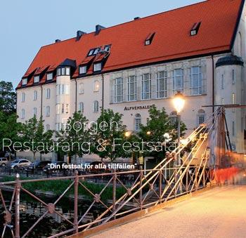 Julbord på Borgen RESTAURANG & FESTSALAR i UPPSALA | Konferensföretag.se