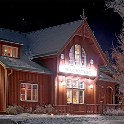Julbord på Villa Tottebo i ÅRE | Konferensföretag.se