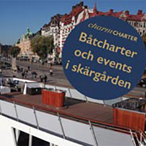 Julbord på M/S Blue Charm i STOCKHOLM | Konferensföretag.se