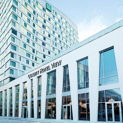 Julbord på Quality Hotel View i MALMÖ | Konferensföretag.se