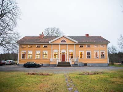 Julbord på Dalkarlså Herrgård i BYGDEÅ | Konferensföretag.se