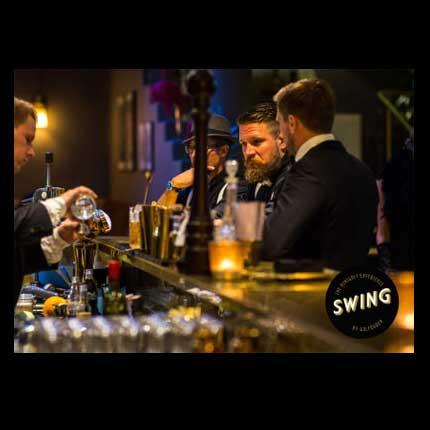 Julbord på Swing by Golfbaren i STOCKHOLM | Konferensföretag.se