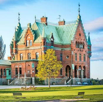 Julbord på Torreby Slott i MUNKEDAL | Konferensföretag.se