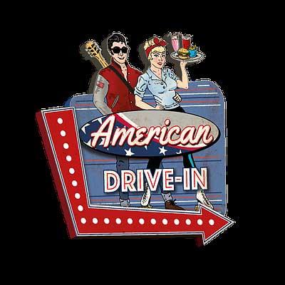 Julbord på American drive in i ÖREBRO | Konferensf�retag.se