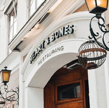 Julbord på Heart and Bones i UPPSALA | Konferensföretag.se