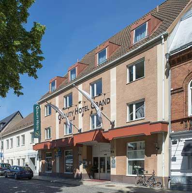Julbord på Quality Hotel Grand Kristianstad i KRISTIANSTAD | Konferensf�retag.se