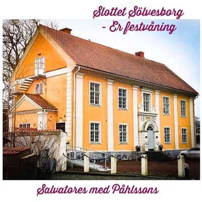 Julbord på Påhlssons presenterar i SÖLVESBORG | Konferensföretag.se