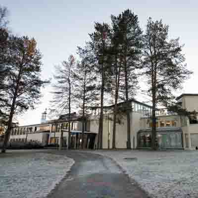Julbord på Sunderby folkhögskola i SUNDERBYN | Konferensföretag.se