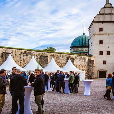Julbord på Vadstena Slott i VADSTENA | Konferensföretag.se